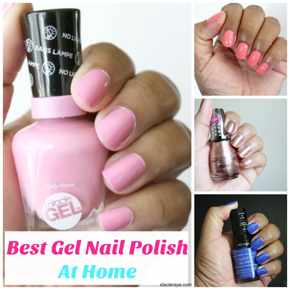 best at home gel nails photo - 1