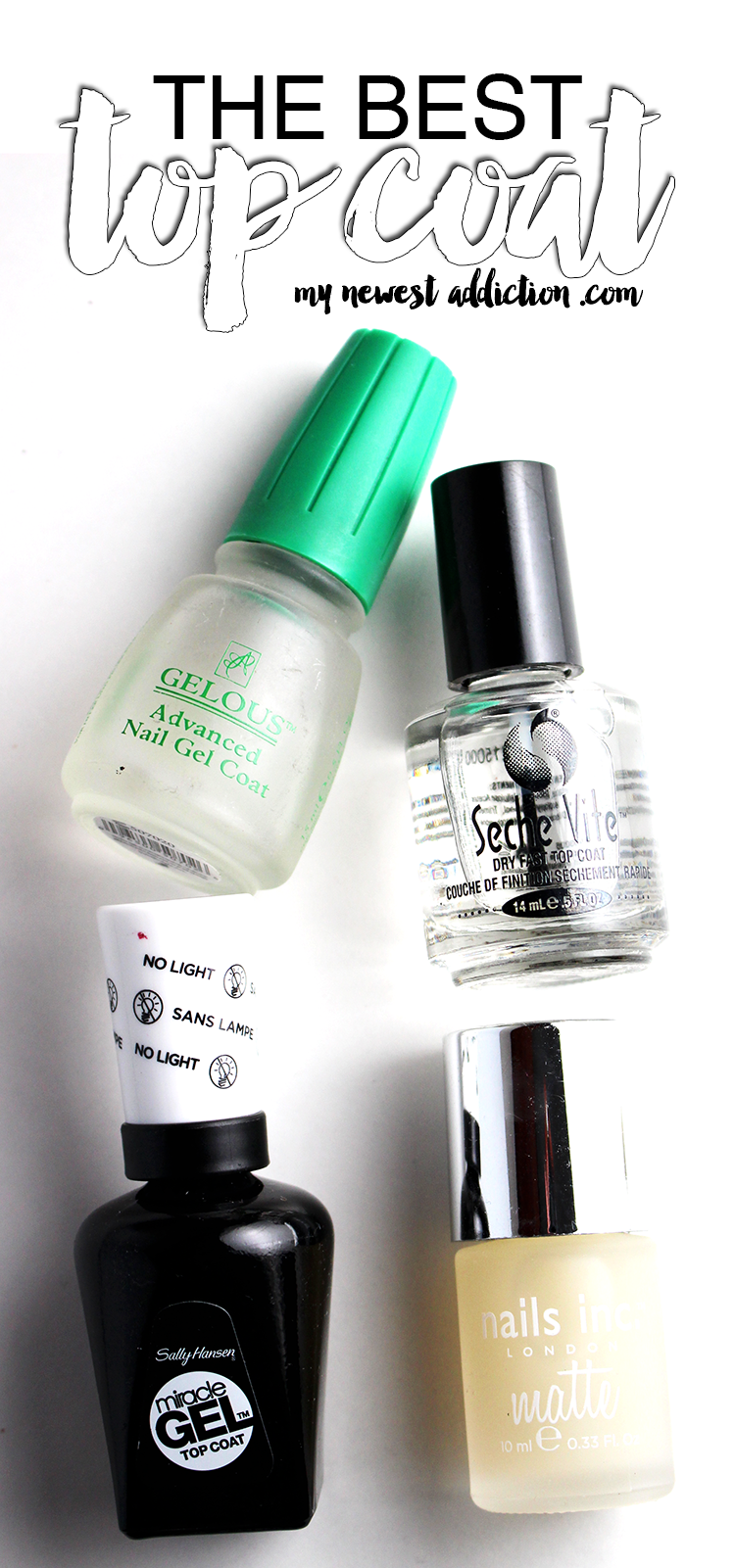 best top coat for gel nails photo - 2