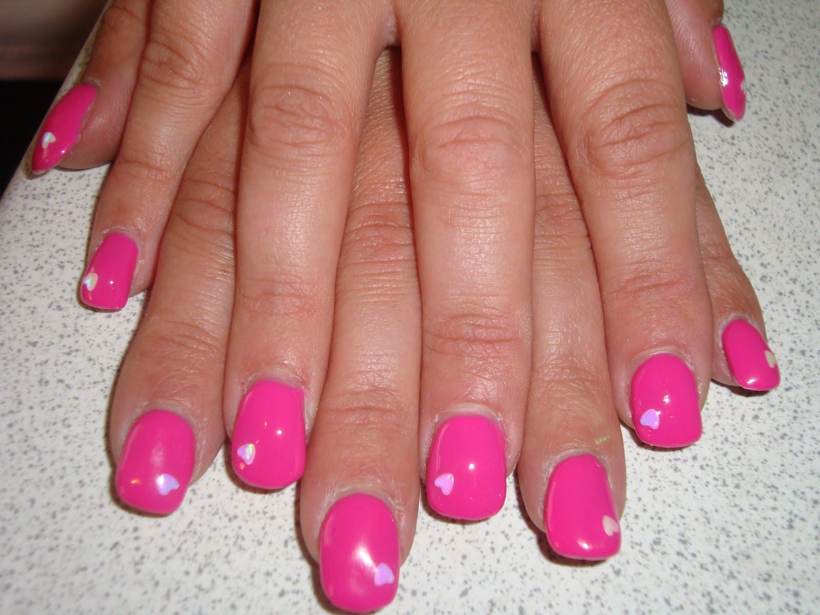 bio sculpture gel nails photo - 1