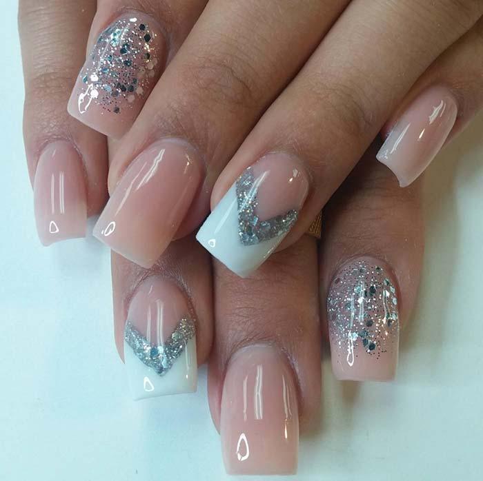 blush powder for acrylic nails photo - 2