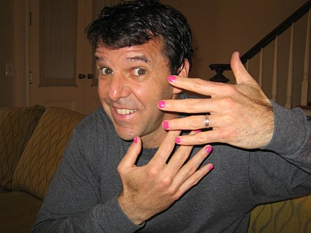 boy forced to get acrylic nails fiction stories photo - 1