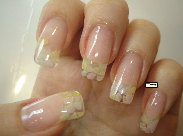 Builder gel nails - Expression Nails