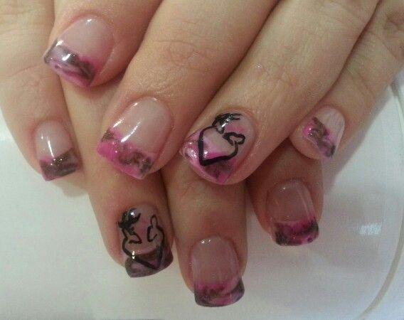 Camo acrylic nails expression nails camo acrylic nails photo 2 solutioingenieria Choice Image