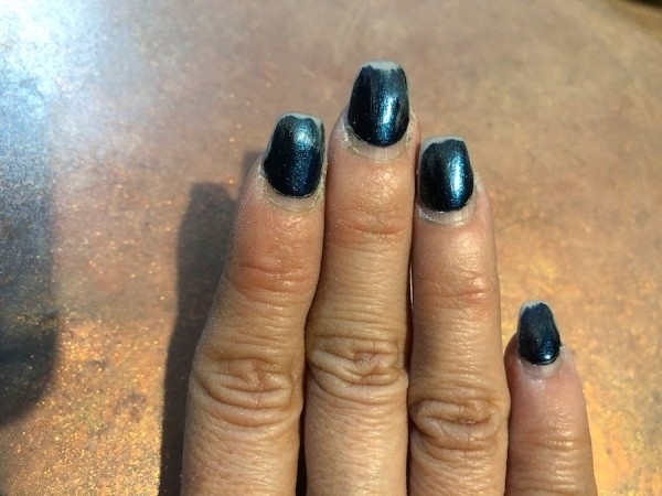 can acrylic nails be trimmed photo - 1