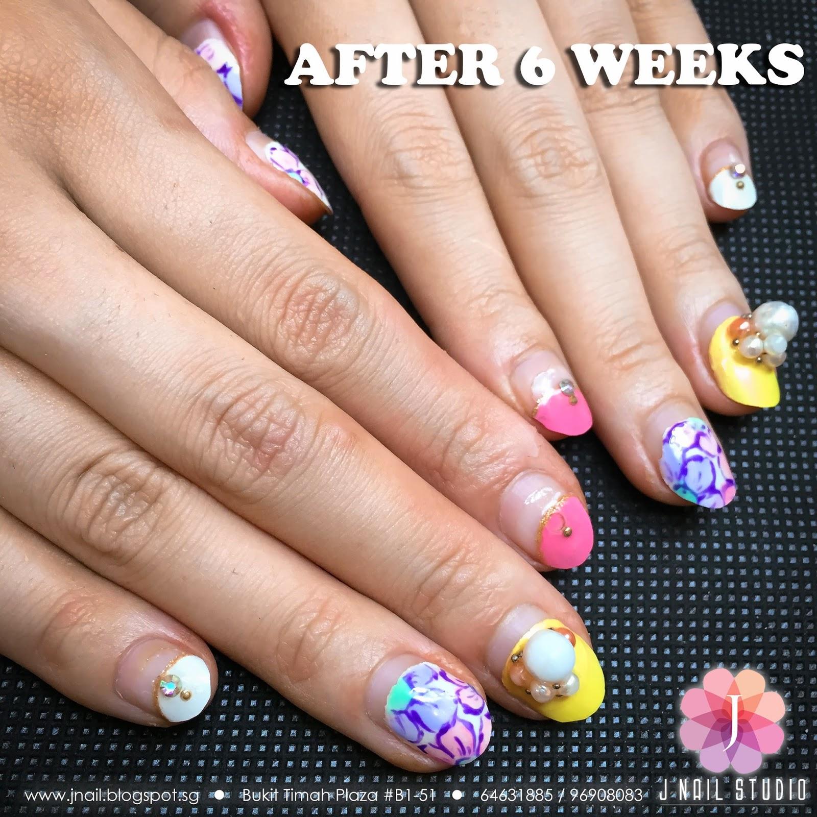 can acrylic nails last 6 weeks photo - 1