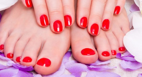 Can you get gel nails on your toes - Expression Nails