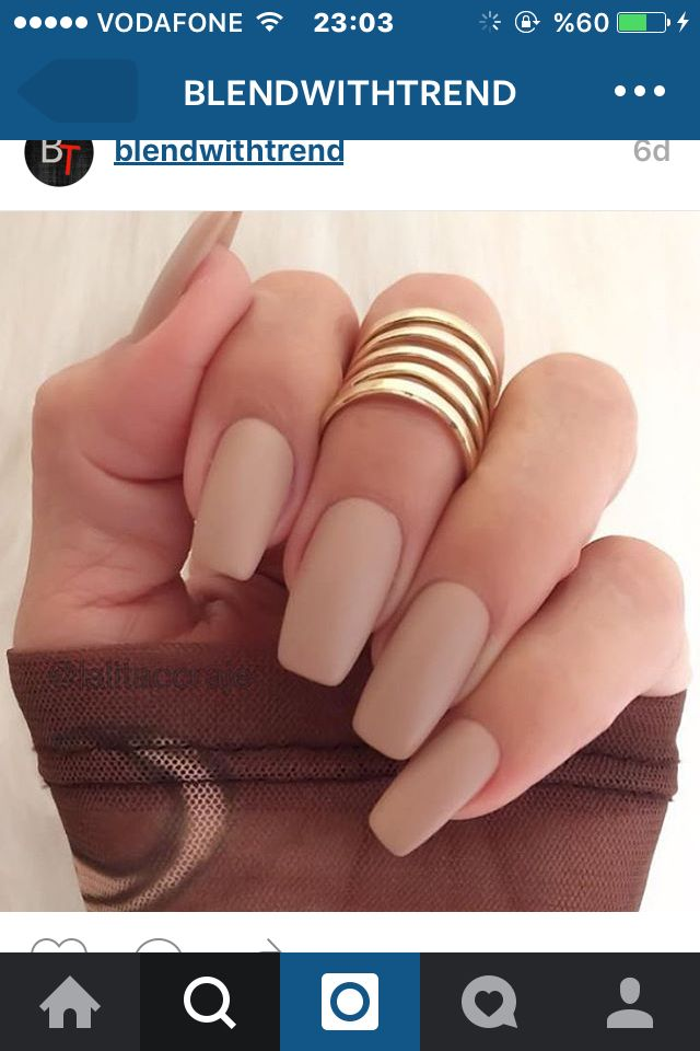can you get matte gel nails photo - 1