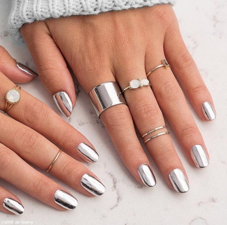 can you have acrylic nails as a nurse photo - 1
