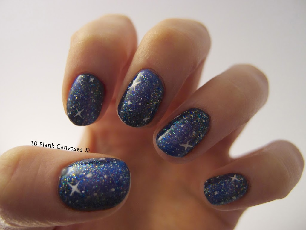 can you paint over acrylic nails photo - 2