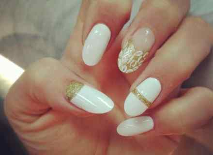 can you paint over gel nails photo - 2