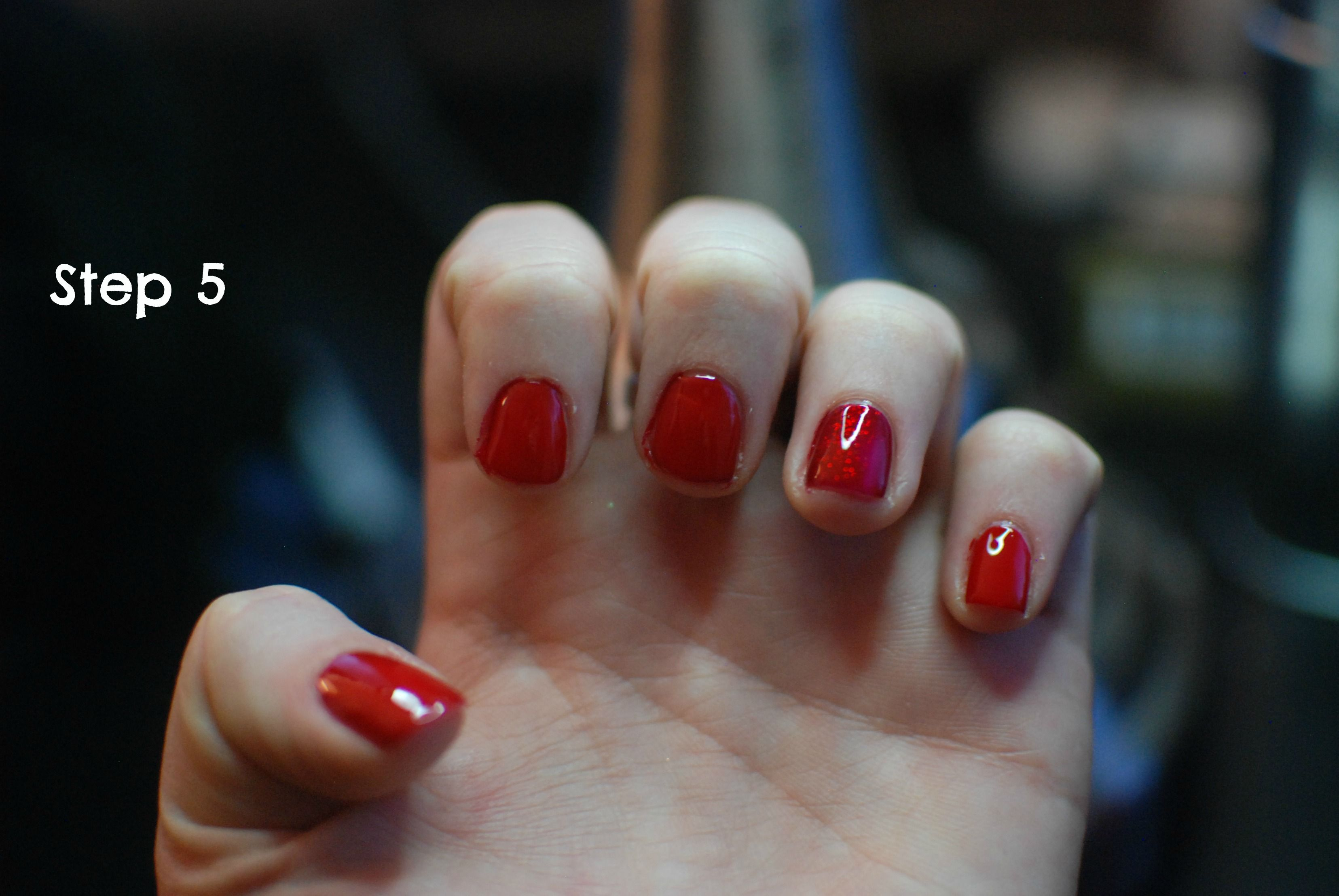 can you paint over gel nails with gel polish photo - 1