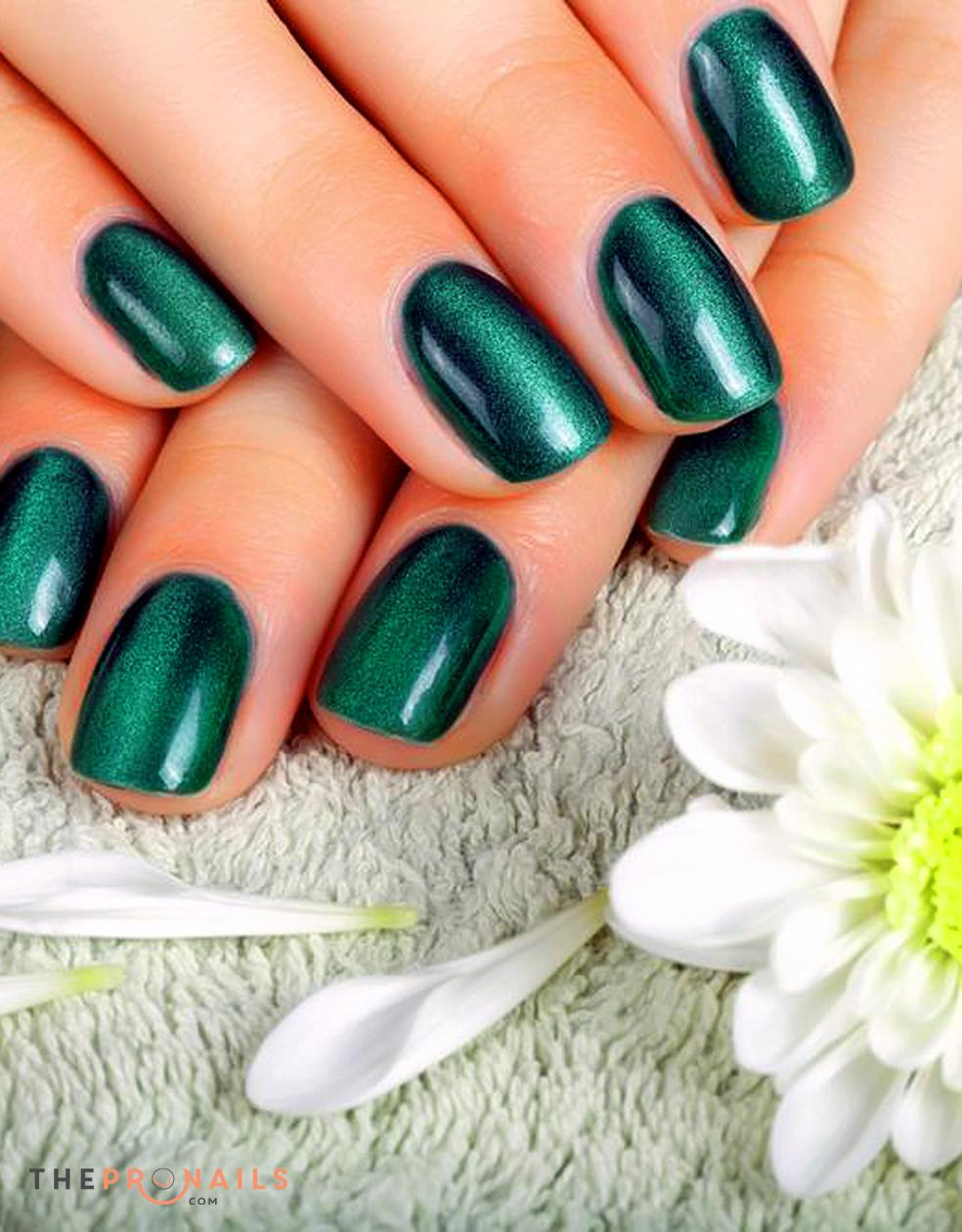 can you put dip powder over acrylic nails photo - 2