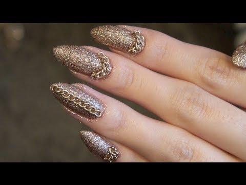 cat stiletto nails photo - 1