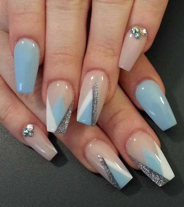 Coffin Nails Designs Expression Nails