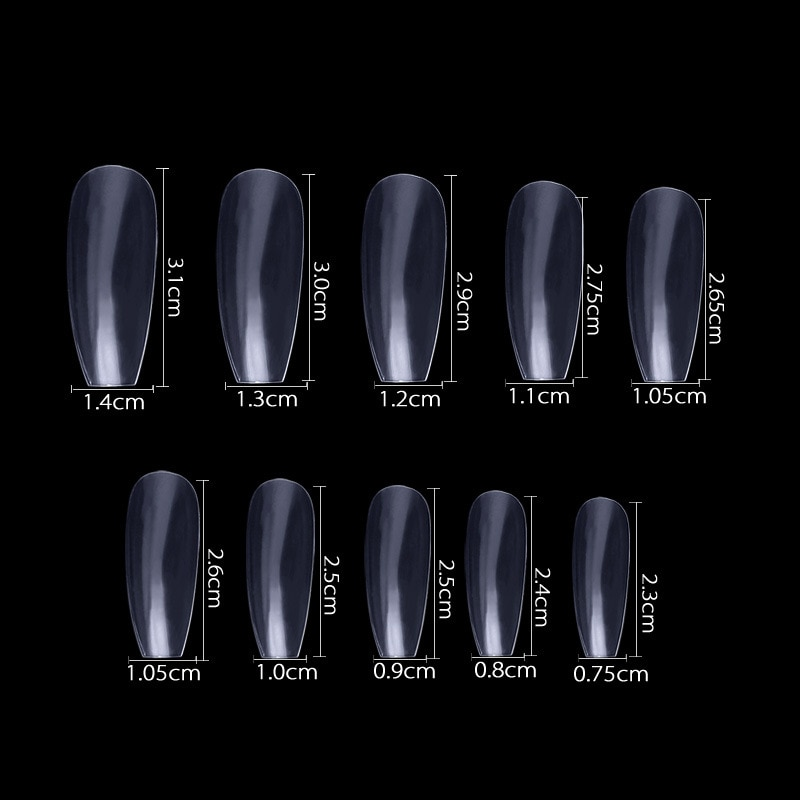 coffin nails full cover wholesale photo - 1