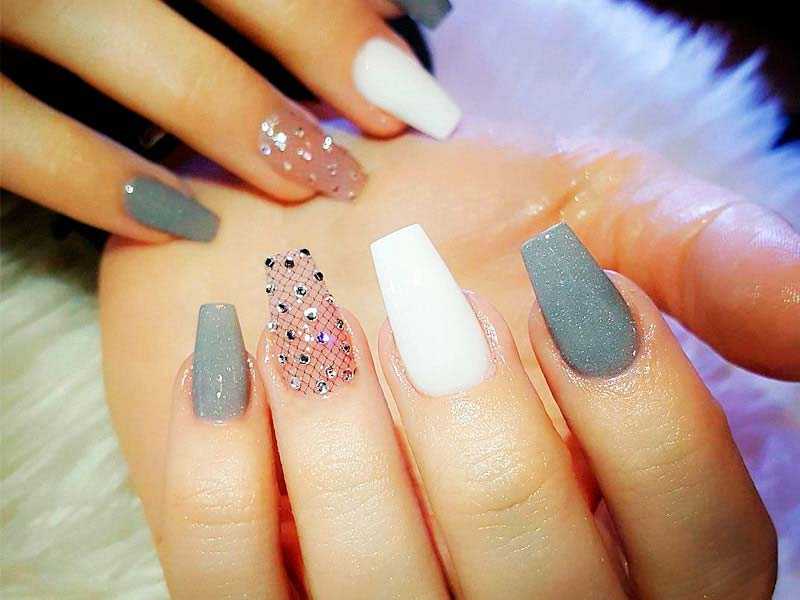 Home Manicure Nail Shapes- HireAbility