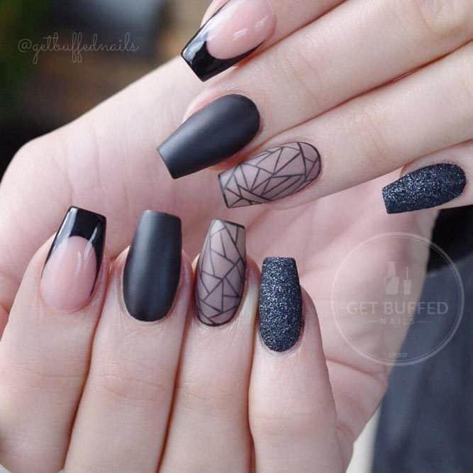 coffin nails that said photo - 1