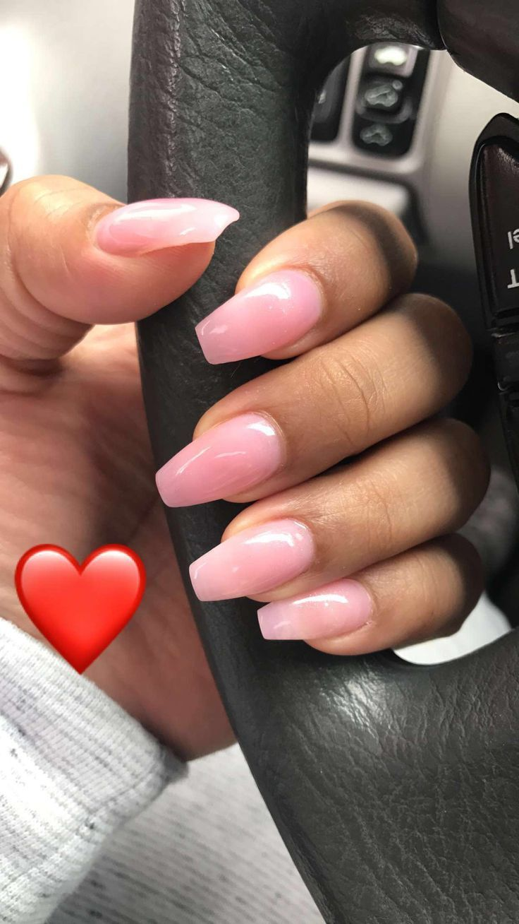 New Cute Long Acrylic Nails Shapes Designs 2017 Pertaining To