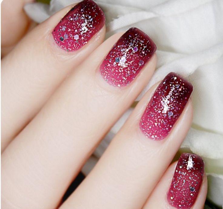 color change acrylic nails photo - 2