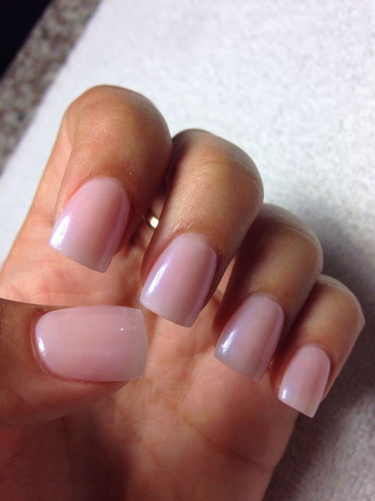 colors acrylic nails photo - 1