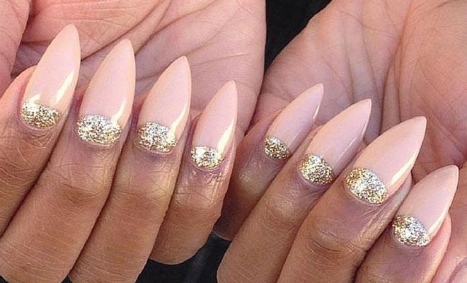 creative stiletto nails photo - 1