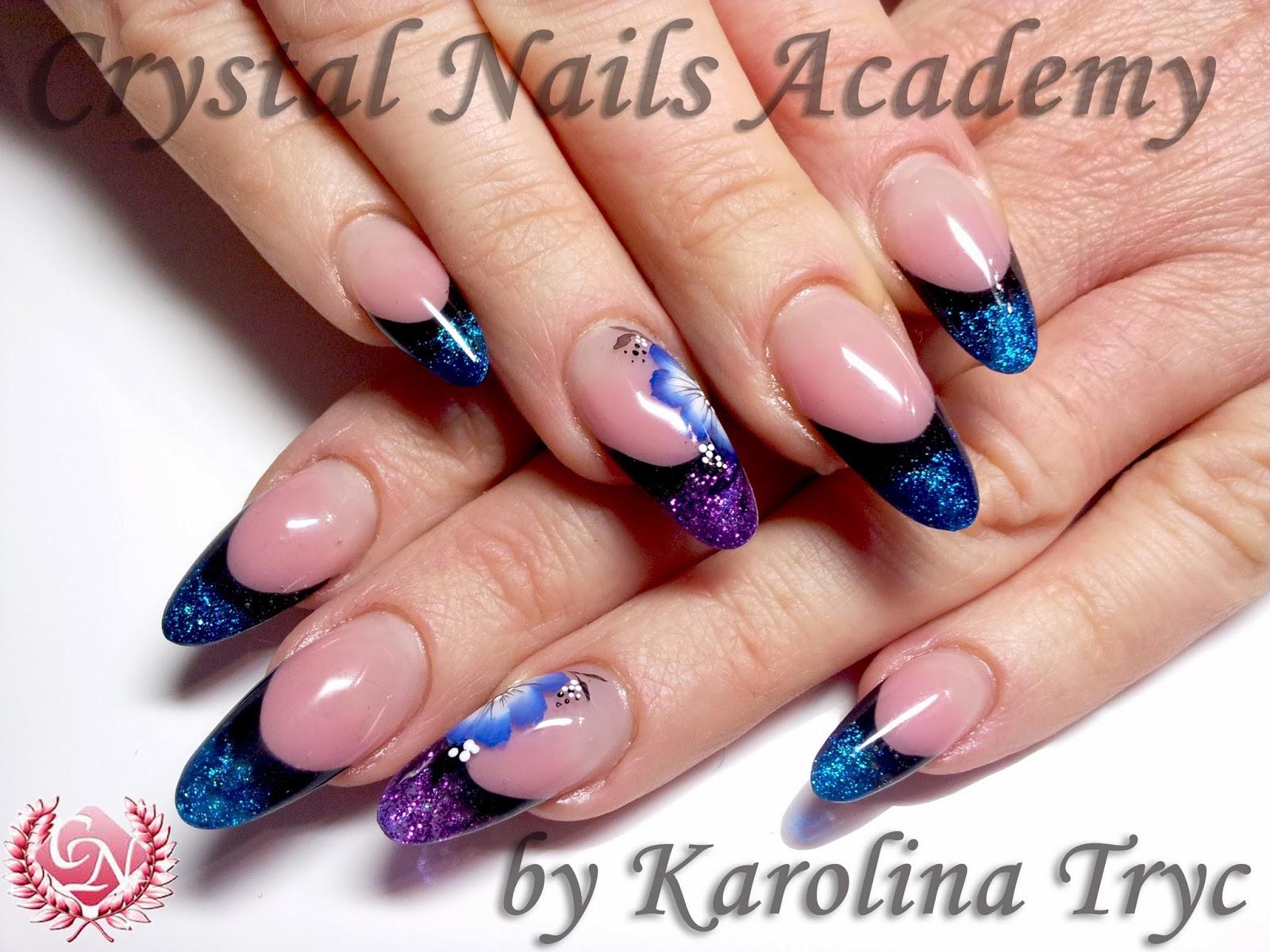 Crystal nails gel - Expression Nails