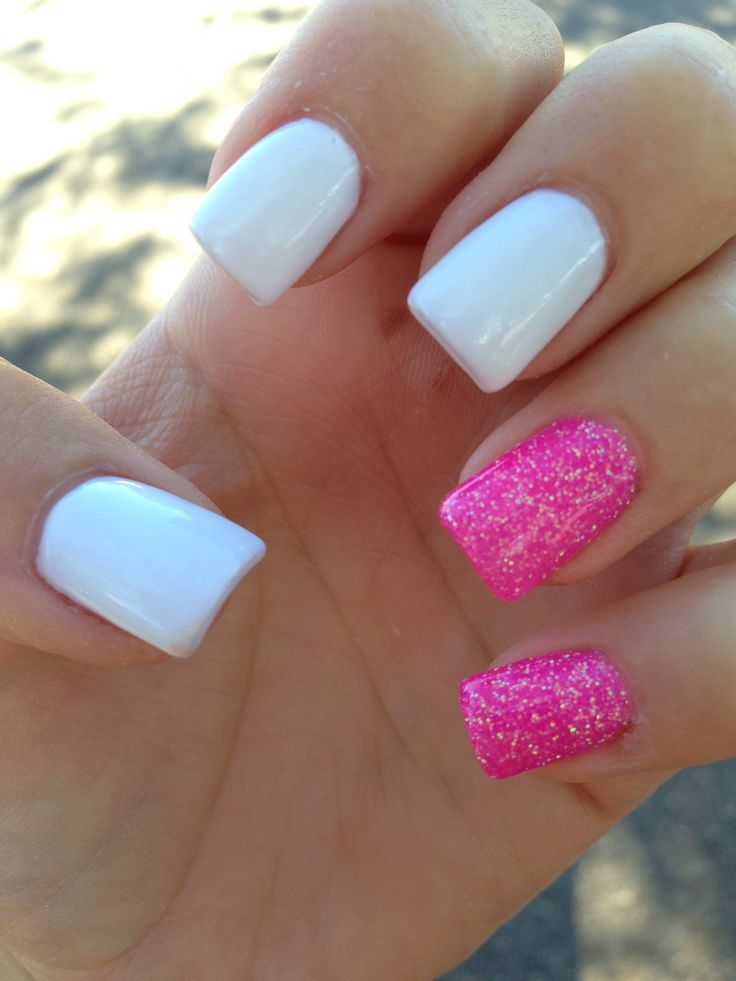 cute acrylic nails for 12 year olds photo - 1