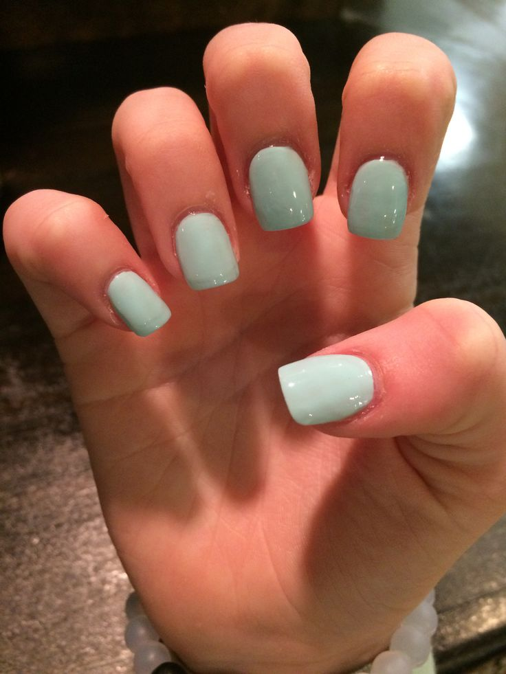 cute french tip acrylic nails or girls photo - 2