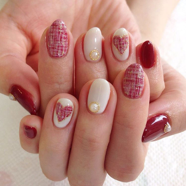 Cute Gel Nails For Winter New Expression Nails