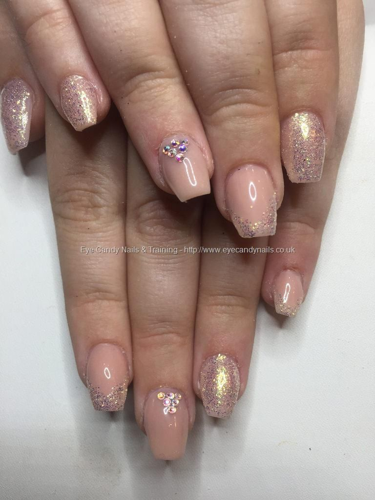 cute pwach coffin nails photo - 2