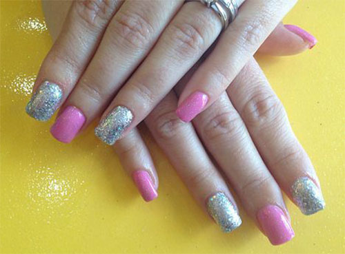 cute summer acrylic nails photo - 2