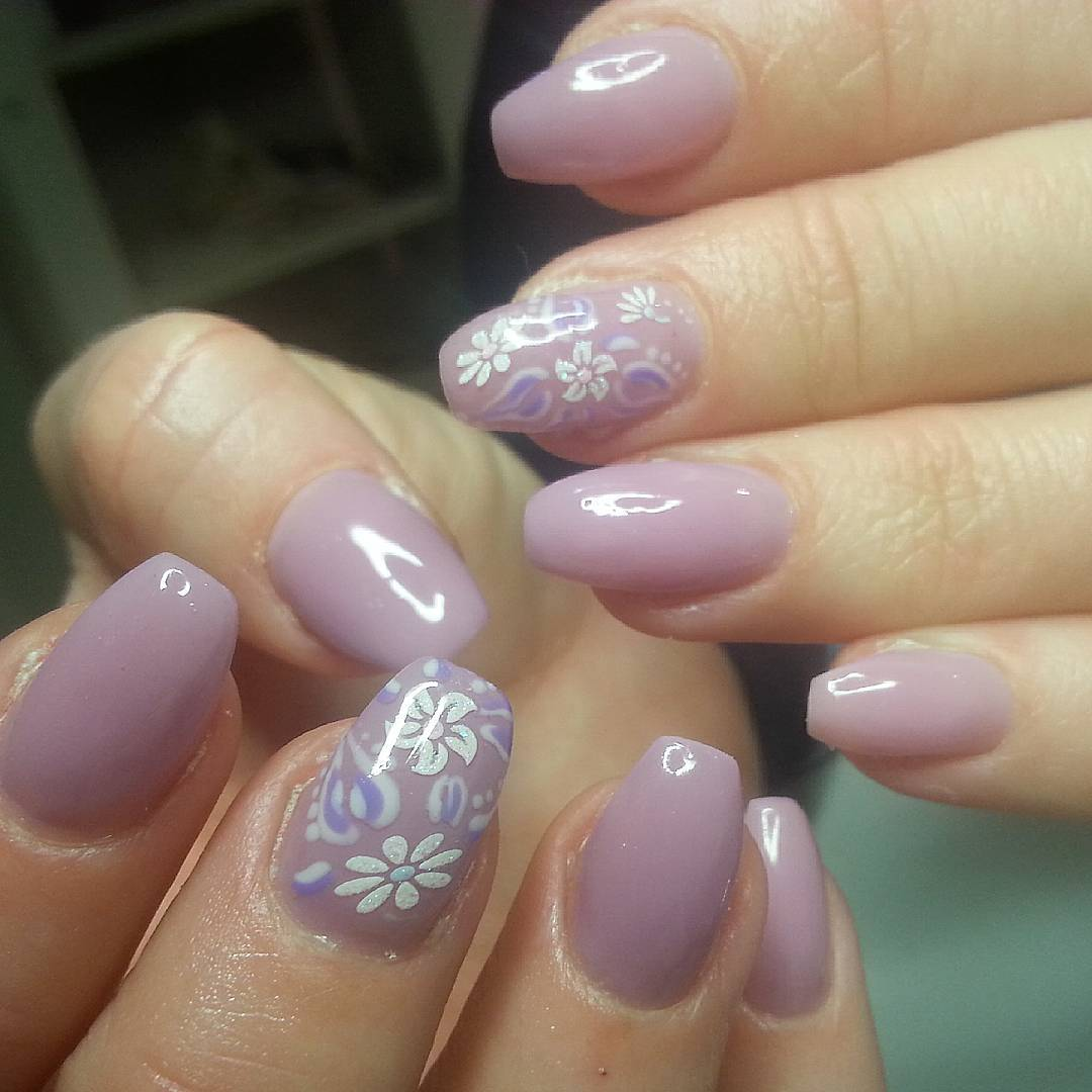 Cute summer gel nails , New Expression Nails