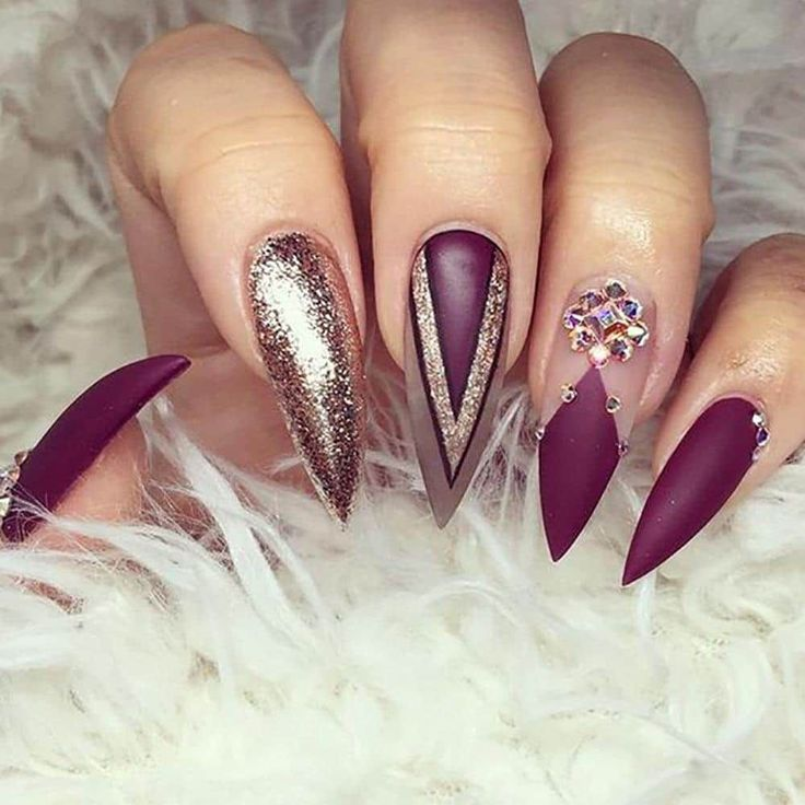did women have stiletto nails in the 80s photo - 1