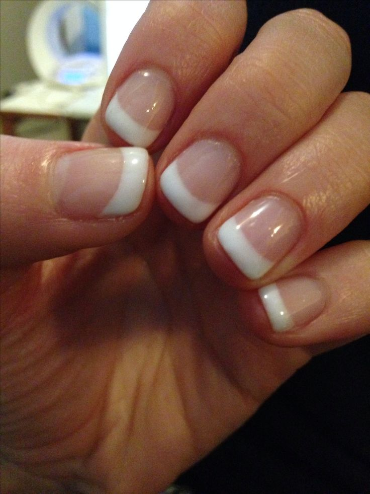 difference between french tips and acrylic nails photo - 1