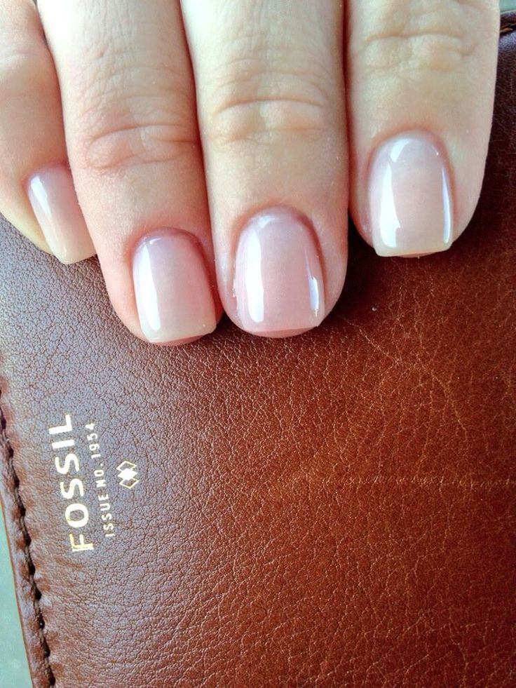 difference in gel and acrylic nails photo - 1