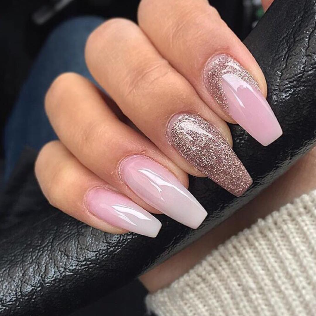 different styles of acrylic nails photo - 2