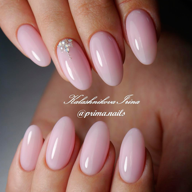 different type of acrylic nails nail polish photo - 1