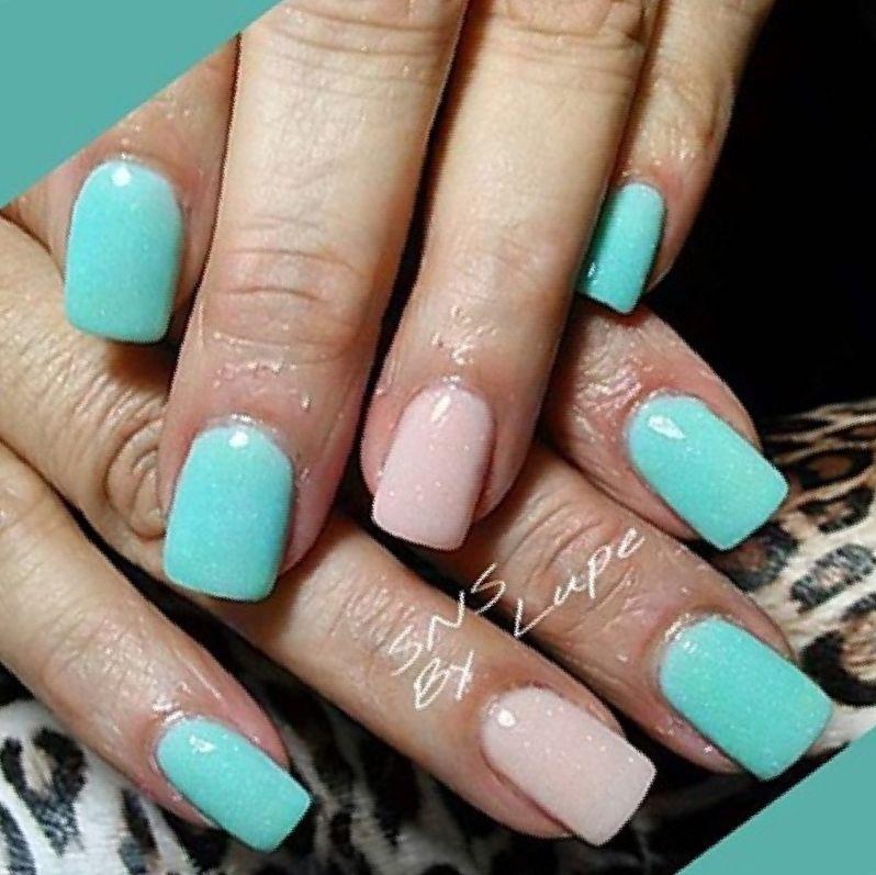 dip or acrylic nails photo - 2