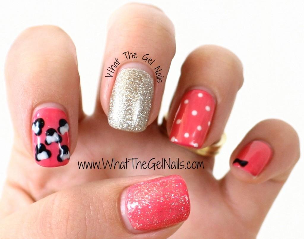 disney gel nails photo - 1