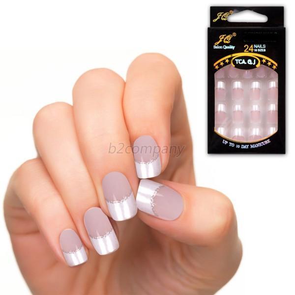 diy acrylic nails or gel photo - 1