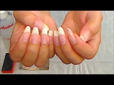 diy foils gel nails photo - 2