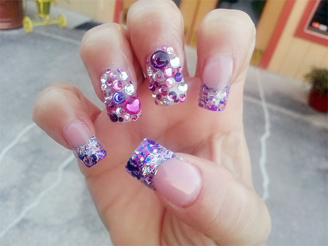 Diy gel nails at home expression nails diy gel nails at home photo 1 solutioingenieria Images