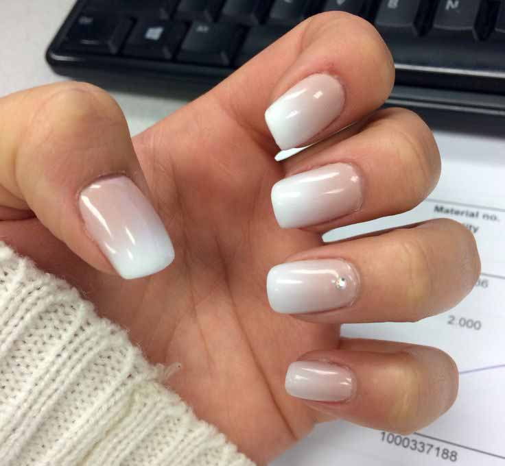 do gel nails come off easier than acrylics photo - 1