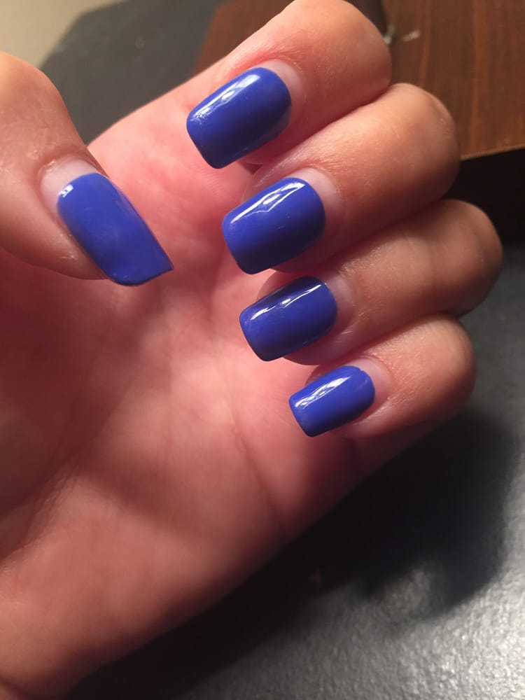 do gel nails grow out photo - 1