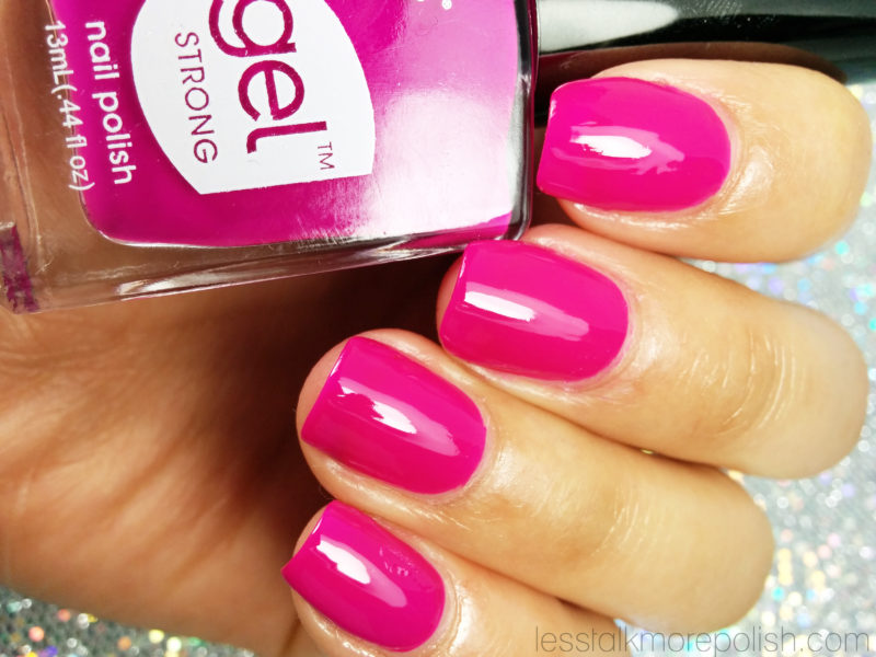 do kiss gel nails stay on photo - 1