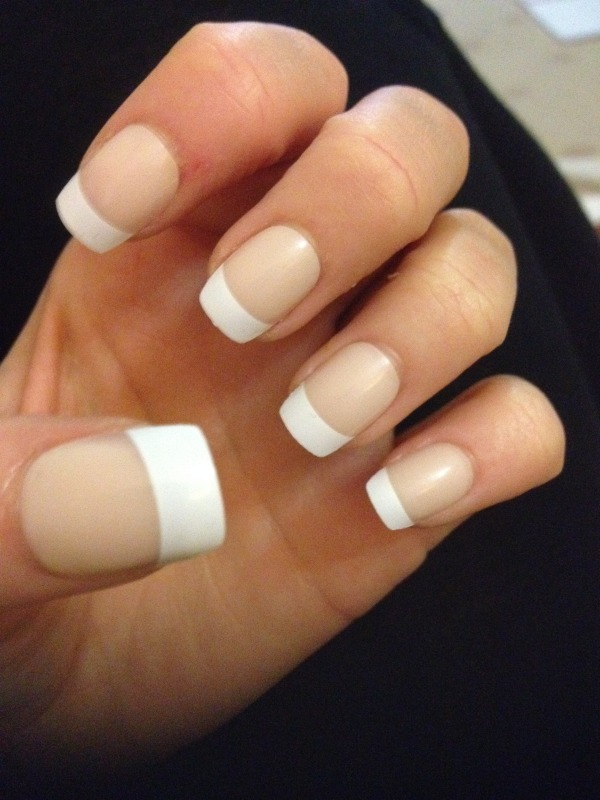 do u like acrylic nails photo - 2