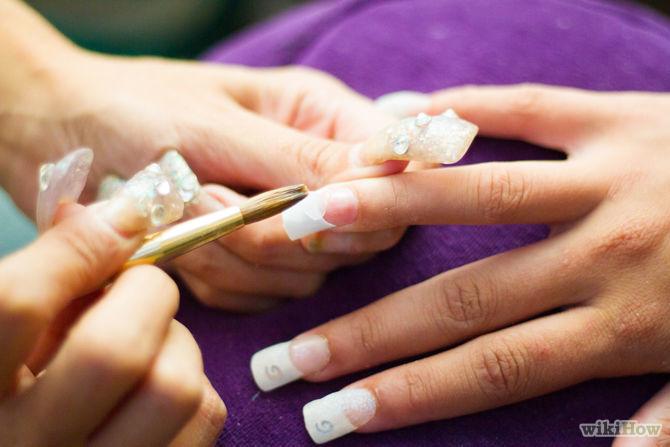 Nail Powder Natural Nails – Papillon Day Spa
