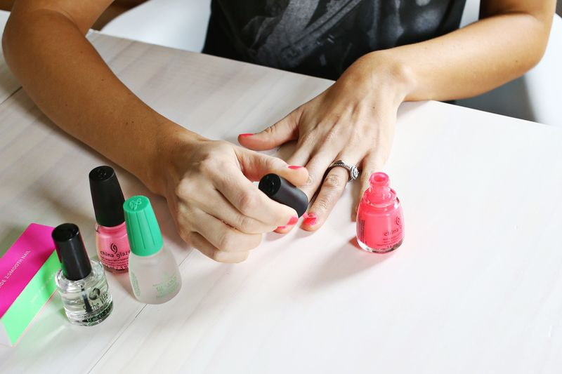 Doing your own gel nails expression nails doing your own gel nails photo 1 solutioingenieria Images