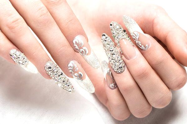 easiest way to take off acrylic nails at home photo - 2