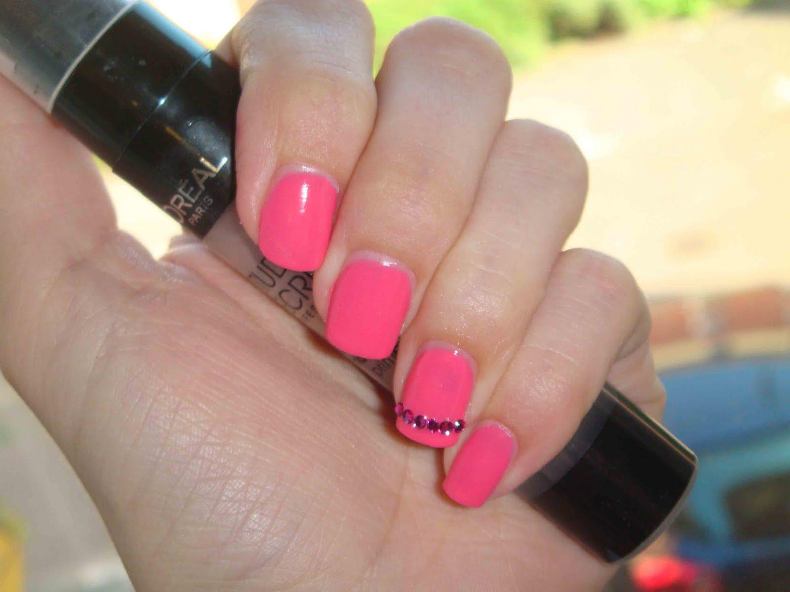 easy gel nails photo - 2